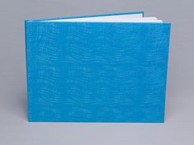 222-Γαλάζιο με κυματιστό εφέ