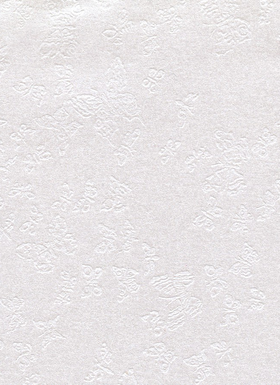 289-Ανάγλυφες πεταλούδες σε ειδικό χαρτί