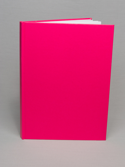 302-Βιβλίο Ευχών φούξια πλαστικοποιημένο